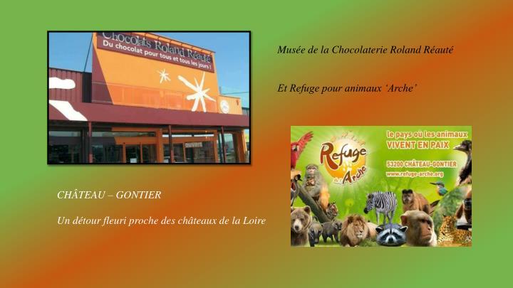 Musée de la Chocolaterie Roland Réauté