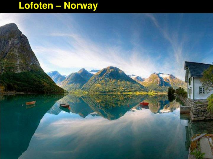 Lofoten – Norway