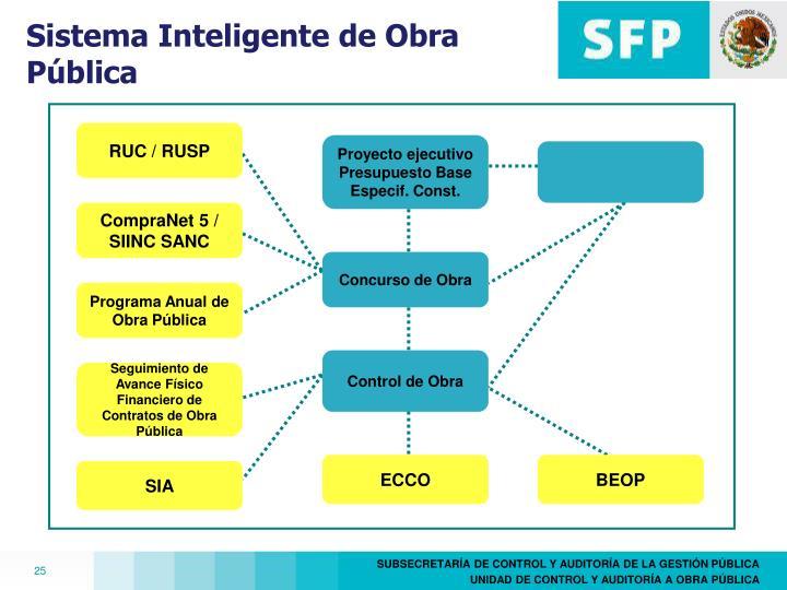 Sistema Inteligente de Obra P