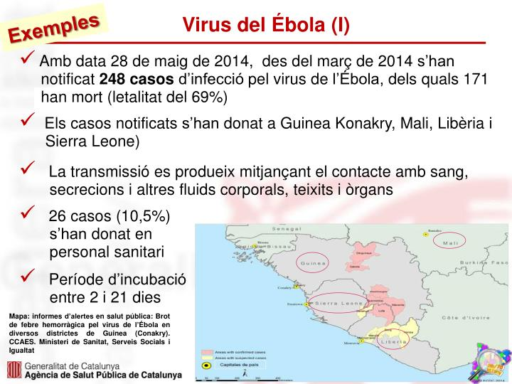 Virus del Ébola (I)