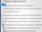 objetivos del proyecto1