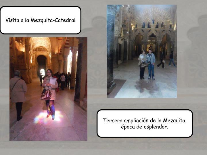 Visita a la Mezquita-Catedral