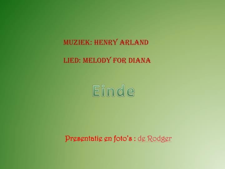 Muziek: Henry