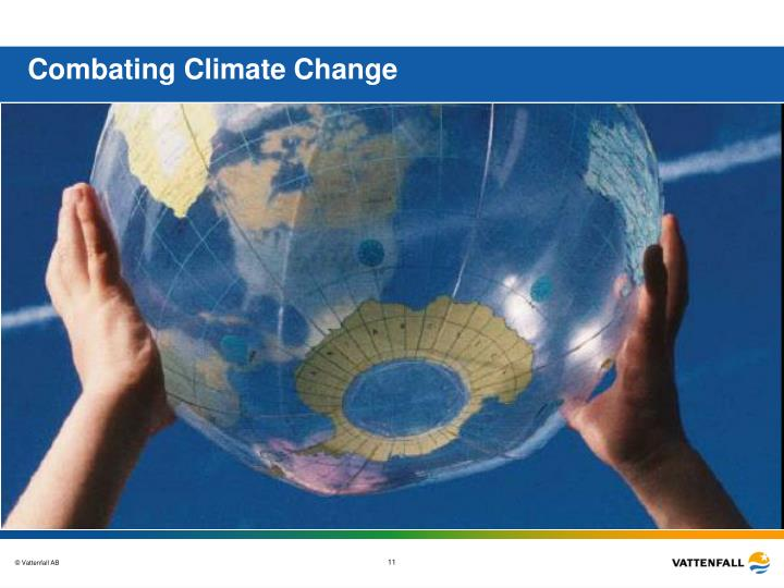 Combating Climate Change