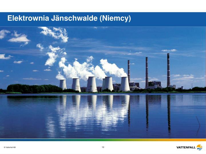 Elektrownia Jänschwalde (Niemcy)