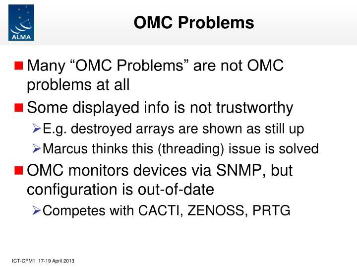 OMC Problems