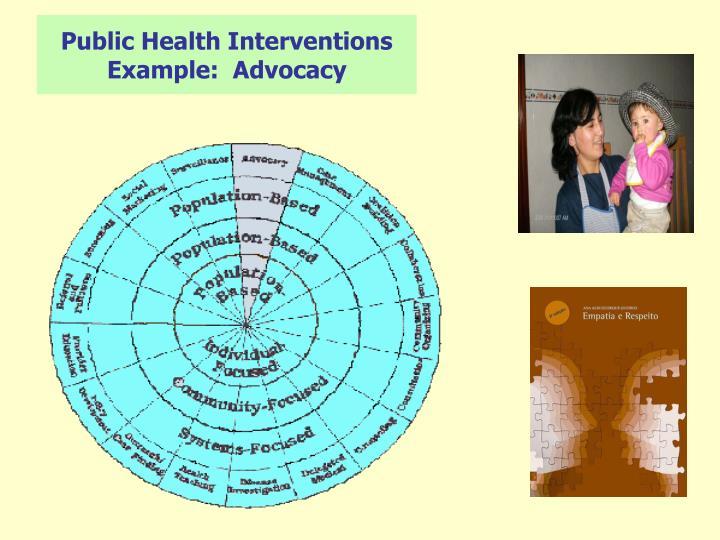 Community health advocacy project ii