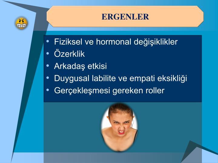 ERGENLER