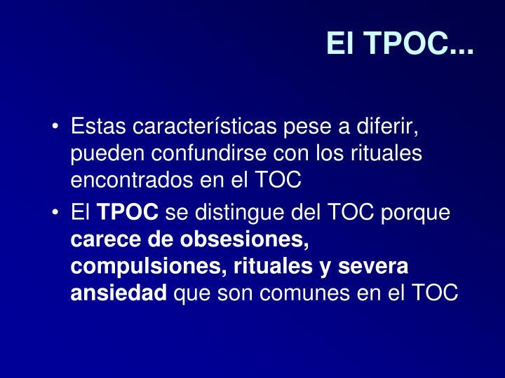 El TPOC...