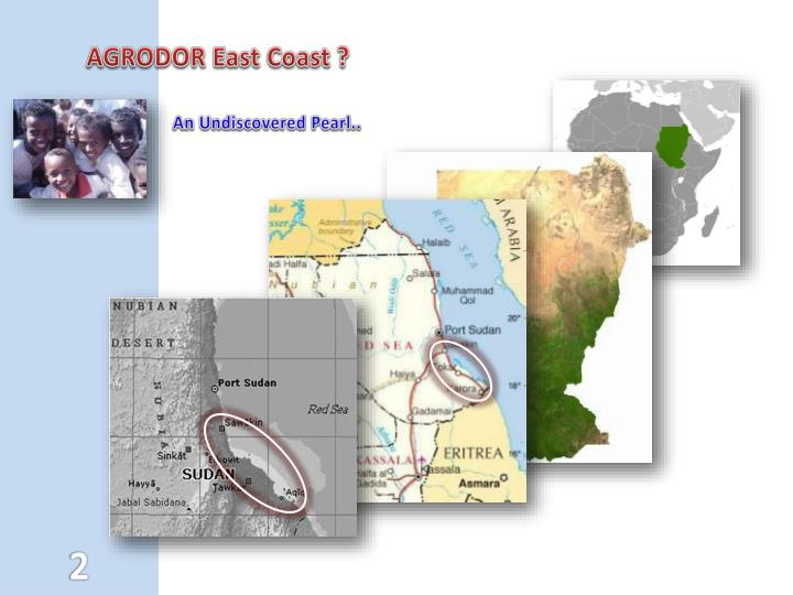 Agrodor east coast