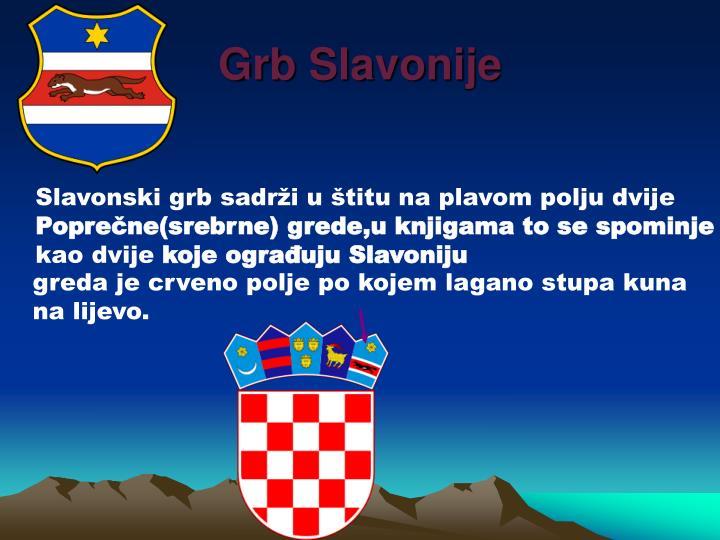 Grb Slavonije