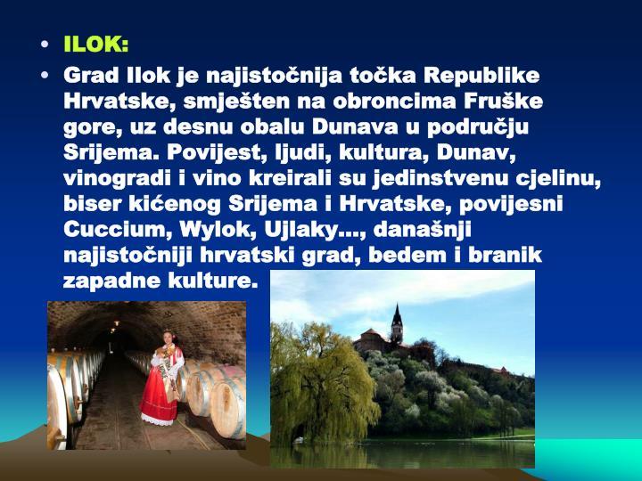 ILOK: