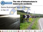 the role of infrastructure in motorcycle accidents3