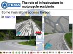 the role of infrastructure in motorcycle accidents4