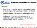 www mc roadsidebarriers eu