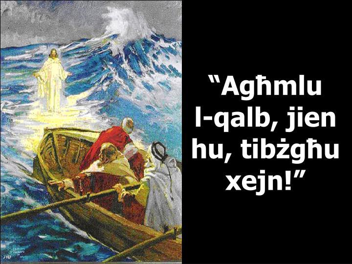"""""""Agħmlu"""