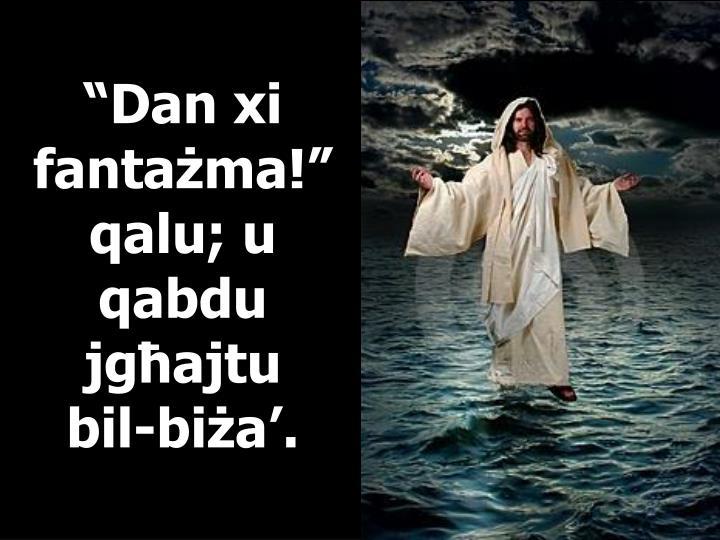"""""""Dan xi fanta"""