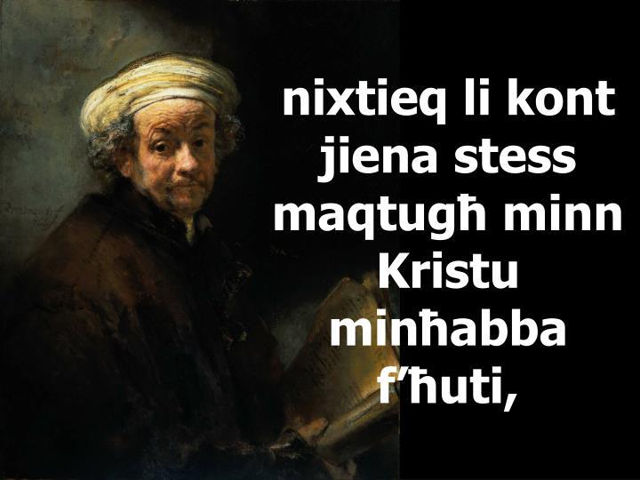 nixtieq li