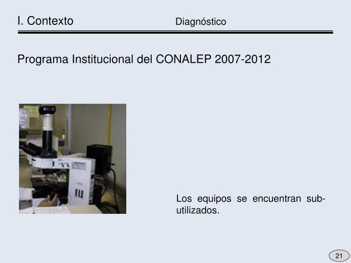 I. Contexto