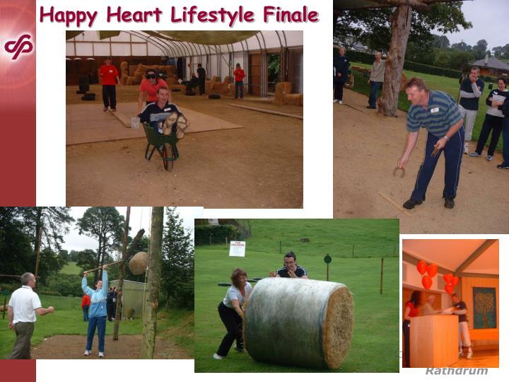 Happy Heart Lifestyle Finale