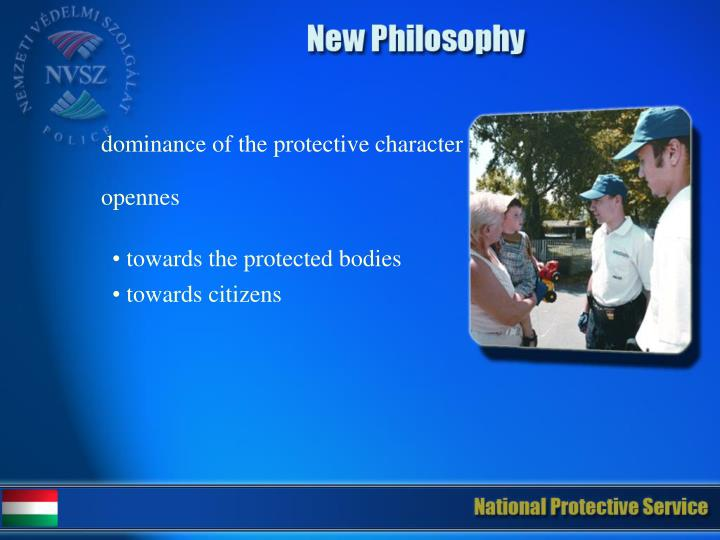 dominance of the protective character