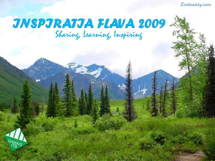 INSPIRATIA FLAVA 2009