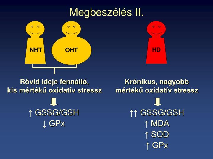 Megbeszélés II.
