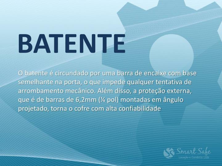BATENTE