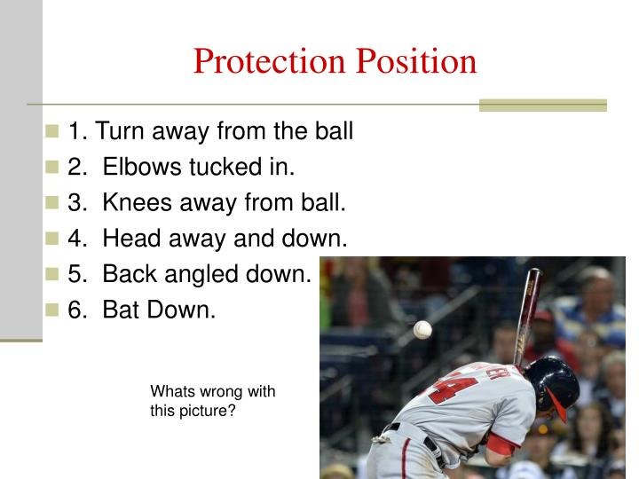 Protection Position