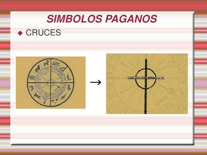SIMBOLOS PAGANOS