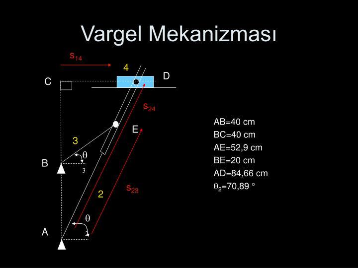 Vargel Mekanizması