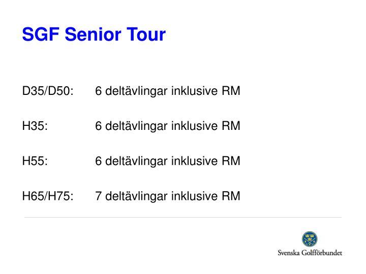SGF Senior Tour
