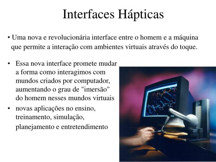 Interfaces H