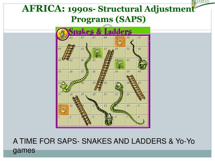 AFRICA: