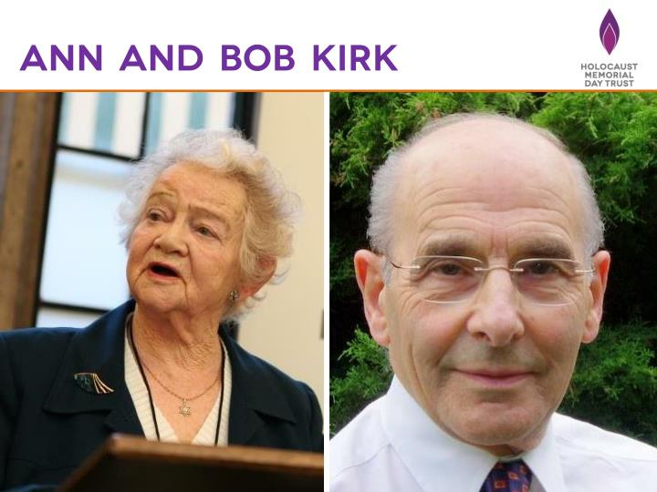 Ann and bob kirk