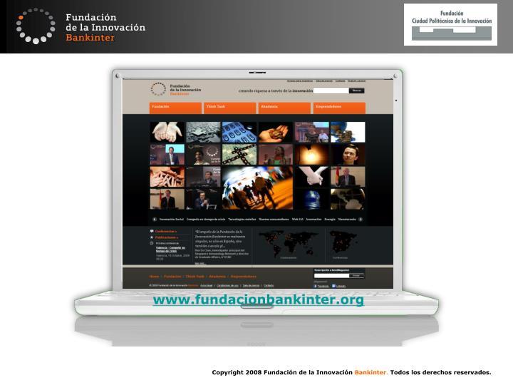 www.fundacionbankinter.org
