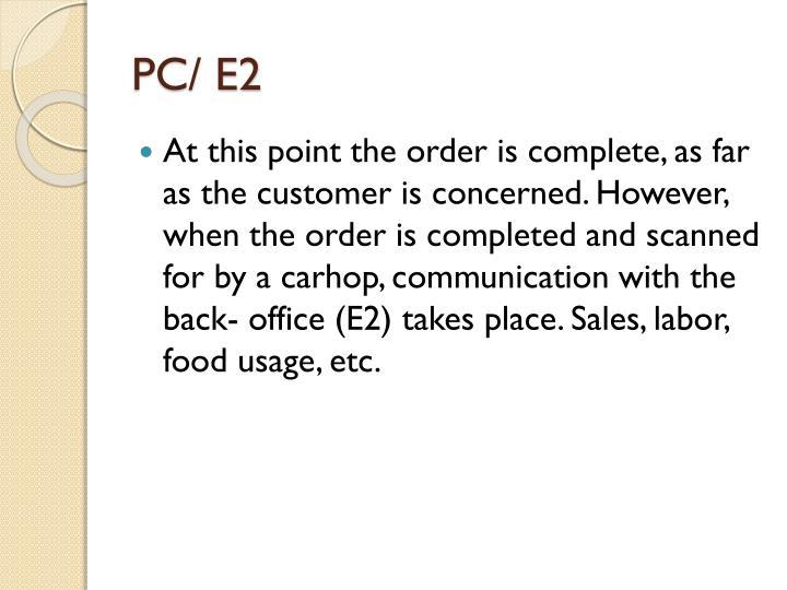 PC/ E2