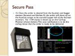 secure pass