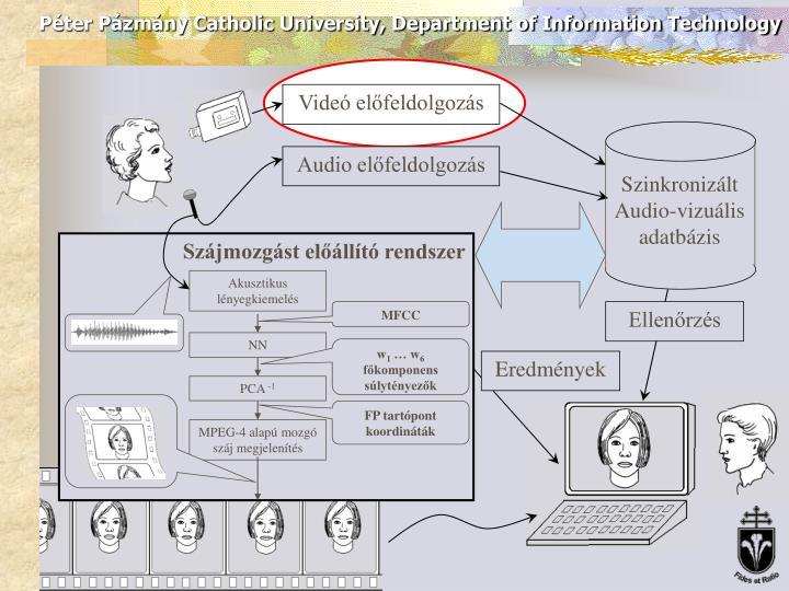 Videó előfeldolgozás