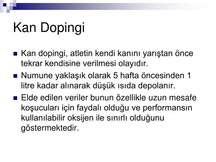 Kan Dopingi