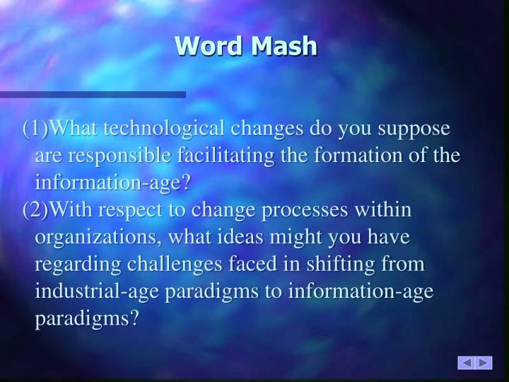 Word Mash