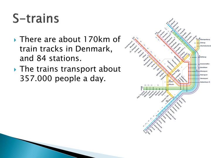 S-trains