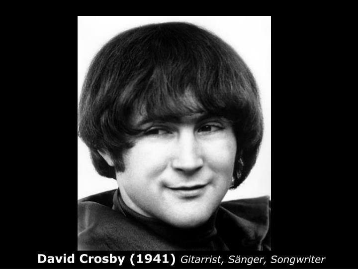 David Crosby (1941)