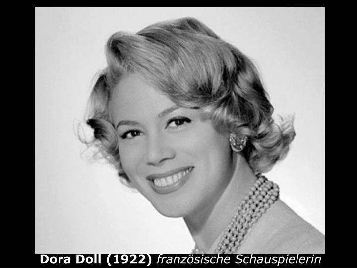 Dora Doll (1922)