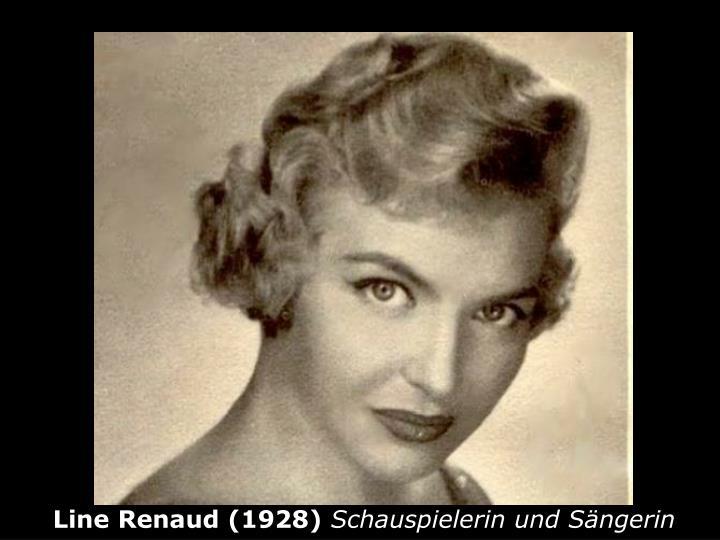 Line Renaud (1928)