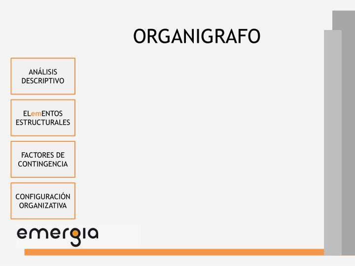 ORGANIGRAFO