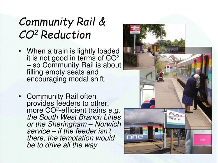 Community Rail & CO
