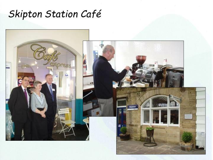 Skipton Station Café