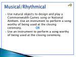 musical rhythmical2