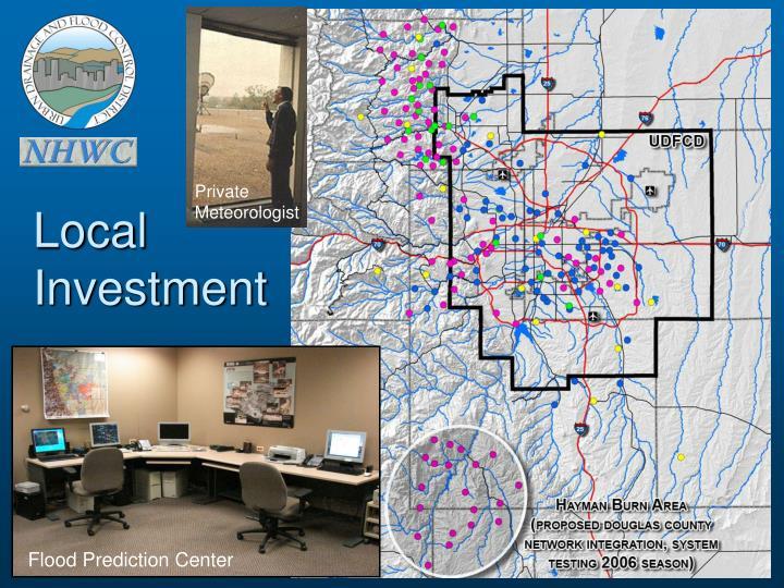 Local Investment